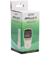 Titan Controls® Apollo® 17 – LCD Digital Cycle Timer