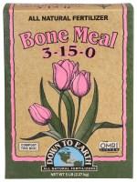 Down To Earth Bone Meal – 5 lb