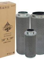 Carbon Ace Carbon Filter 10 in x 39 in -1400 CFM