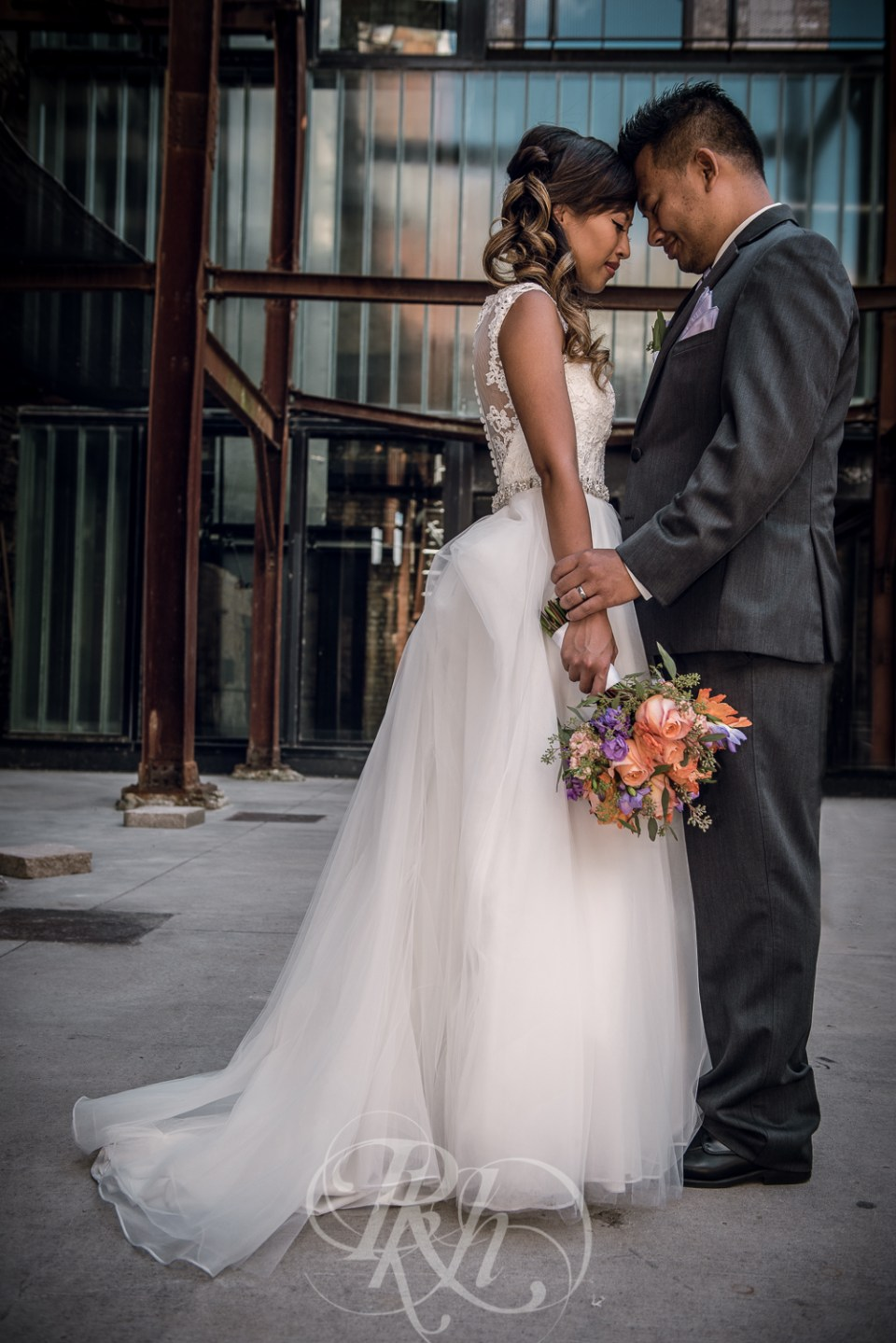 Mill City Museum wedding photography