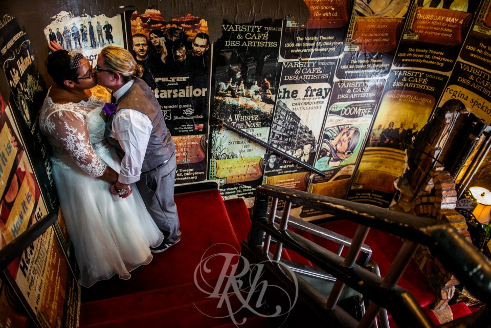 Minneapolis lesbian wedding photography