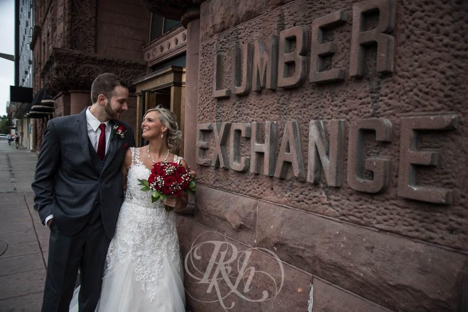 Lumber Exchange Event Center wedding photography