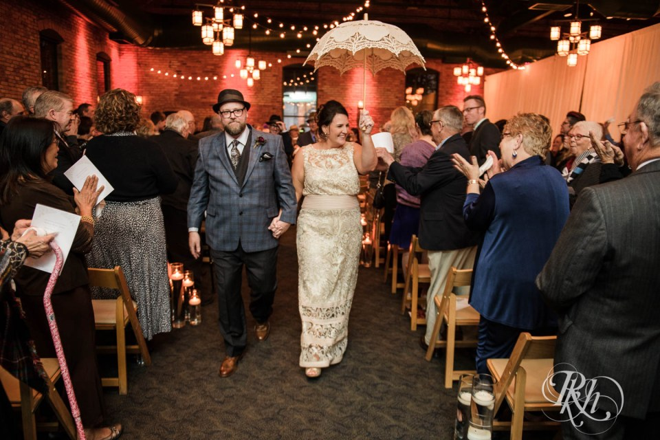 New Orleans Themed Wedding