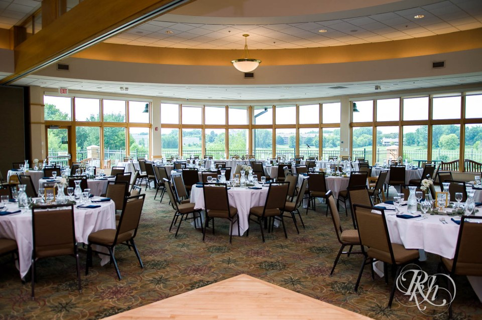 Plymouth Creek Center reception space