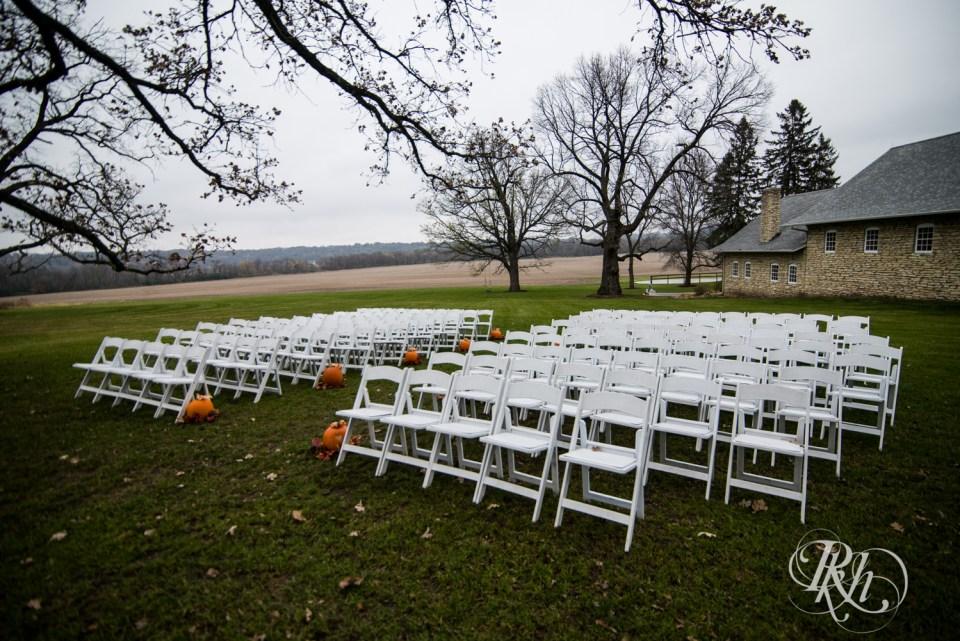 Mayowood Stone Barn Halloween wedding