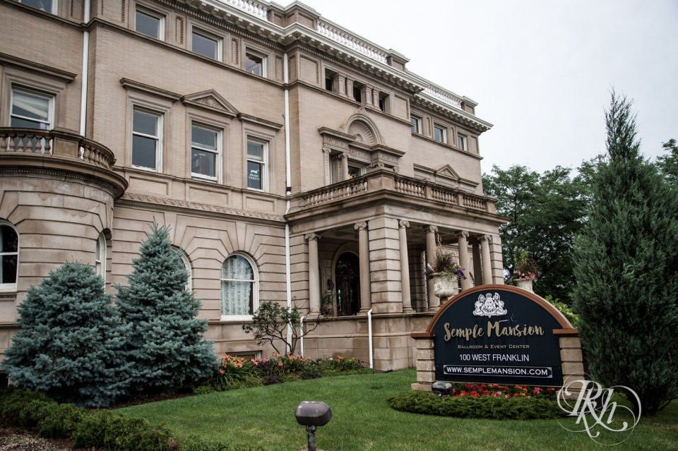 Semple mansion in Minneapolis