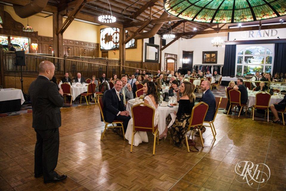 Grand Banquet Hall reception