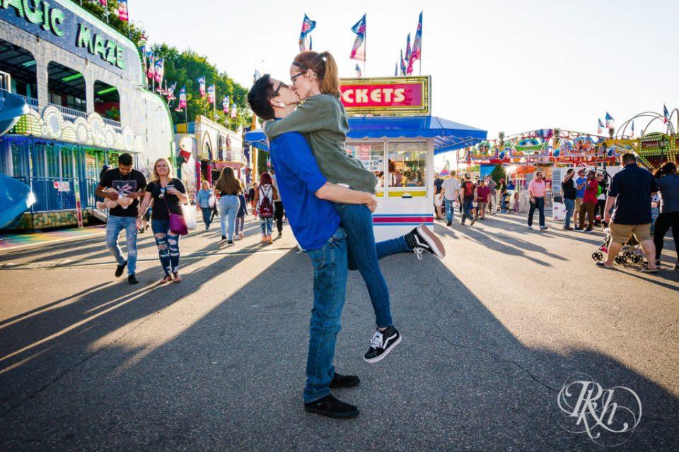 Minnesota State Fair engagement