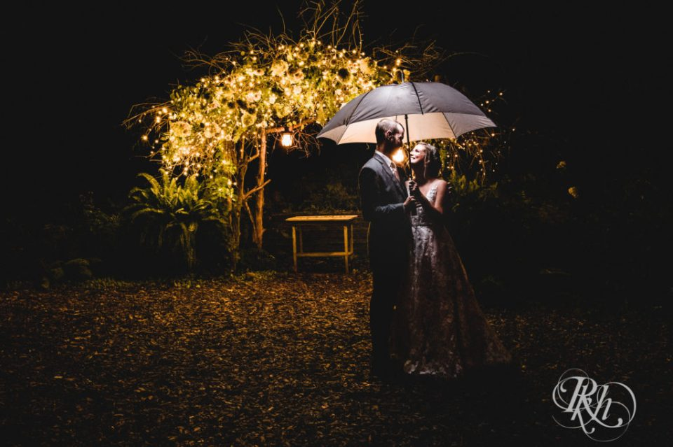Best of 2019: Umbrella and Fairy Lights