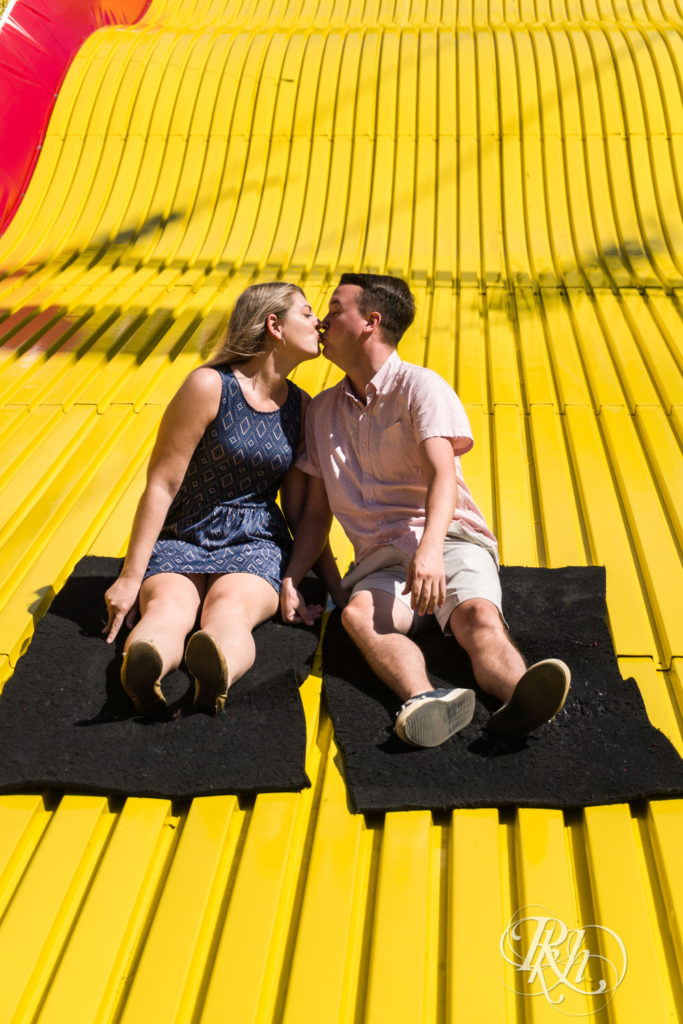 Minnesota State Fair engagement photography