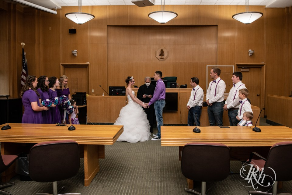wisconsin courthouse wedding