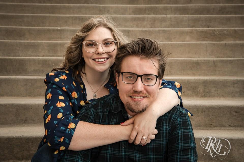 Saint Paul engagement photography