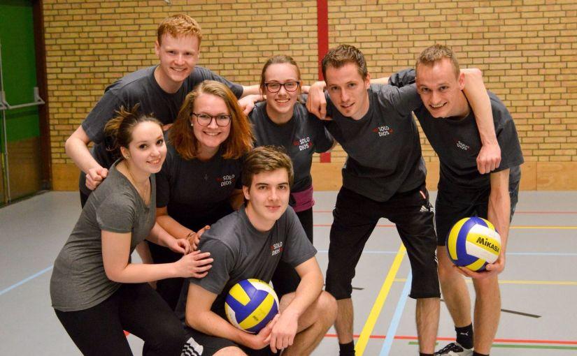 Volleybaltoernooi RKJ Leiden