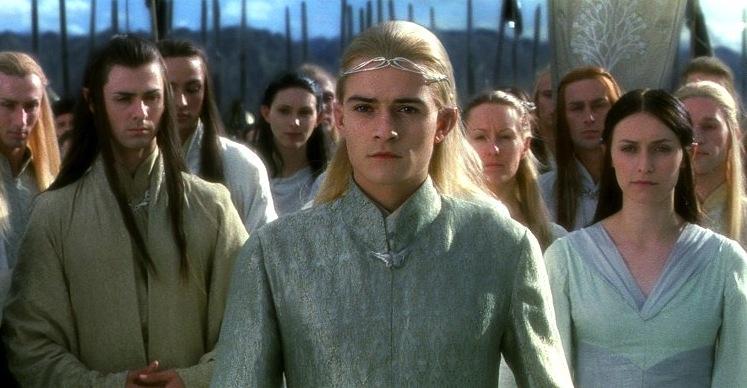 Elves Legolas
