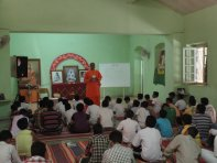 """Swami Vivekananda in Belgaum"" : A small talk"