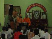 Inauguration of Vasanta Vihara