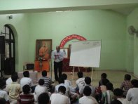 A thought provoking class on Creativity of the mind by Sri Suresh Kulkarni