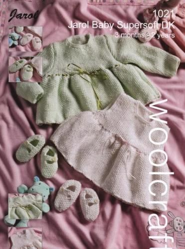 1021 DK Baby Dress and Sandals