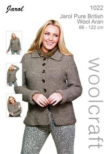 1022 Aran Womens Jacket