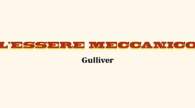 GULLIVER è il nuovo progetto di Giò Sada