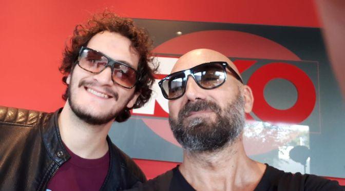 Intervista al Giunto di Cardano, in studio Davide Tappi!