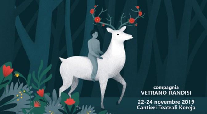 STRADE MAESTRE ospita la tre giorni coi maestri VETRANO-RANDISI – 22-24 novembre