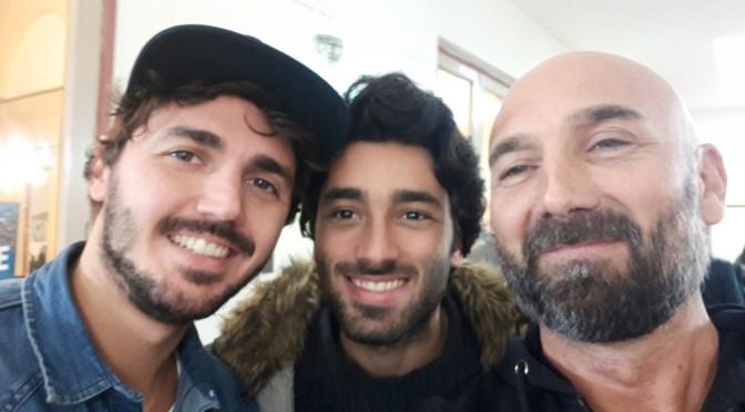 Cordio e Andrea Vigentini su RKO