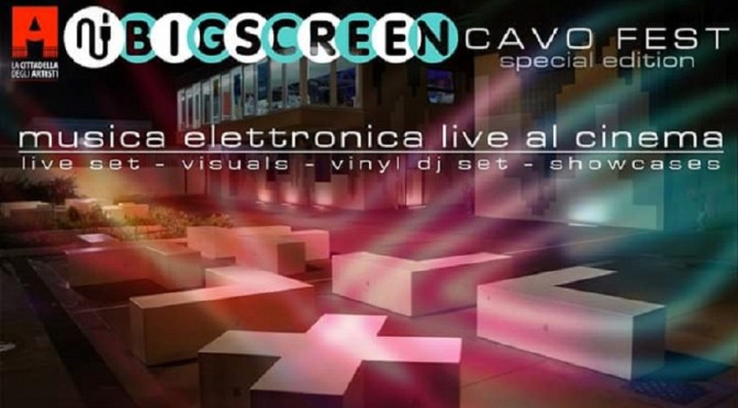 "Cavo Fest ""Big Screen"" Special Edition"