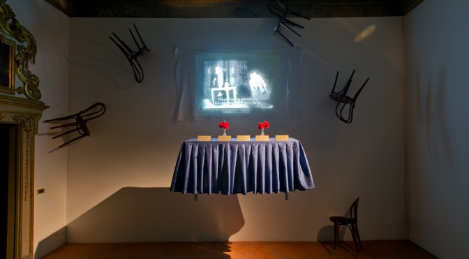 OMAGGIO A CHIARA FUMAI Bari – Teatro Margherita 8 febbraio – 6 marzo 2020