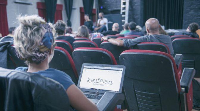 Imparare a scrivere il cinema con Antonella Gaeta e il teatro con Riccardo Spagnulo Al MAT di Terlizzi e alle OFFICINE CULTURALI di Bitonto