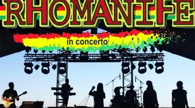 35° anniversario di carriera per i Rhomanhife. Si festeggia con un live al Black Rose di Bari