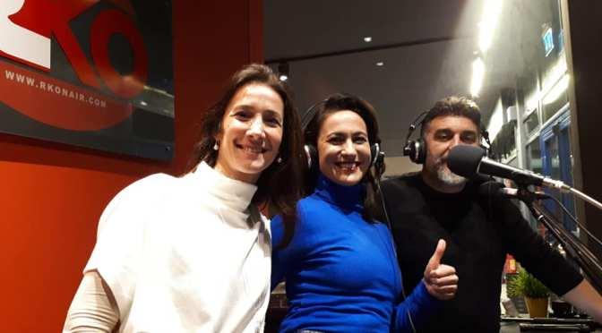 DanceOnAir ha ospitato Ivana Mastroviti, Maria Letizia Cipriani e Carmen Ventrice