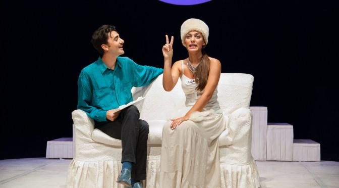 Il Matrimonio di Gogol in live streaming domani e giovedì per Spazio Teatro No'hma e Koreja