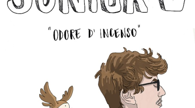 "JUNIOR V presenta ""Odore d'incenso"" su Avantpop"