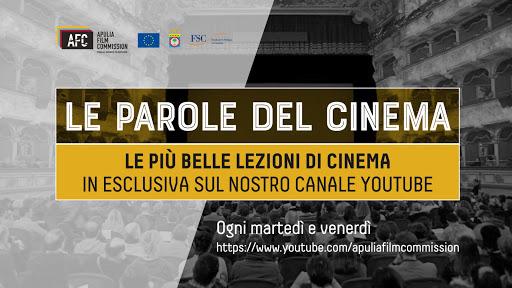 """""""Le parole del cinema"""", un doppio appuntamento settimanale con Dario Argento e Pupi Avati martedì 16 e venerdì 19 giugno"""