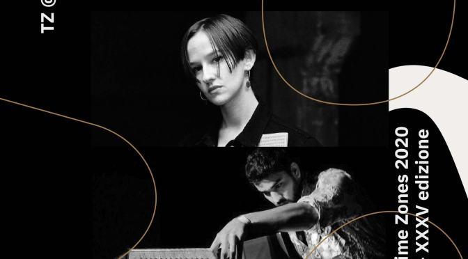 Sabato 10 ottobre  Time ZOnes 2020 ospiterà le performance di Caterina Barbieri e Hassan K