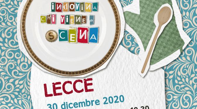 """""""Indovina chi viene a (s)cena"""": Domani i primi due appuntamenti dal Teatro Apollo di Lecce"""