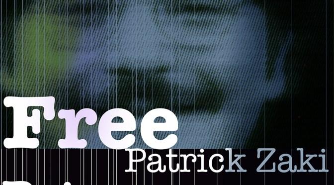"""FREE PATRICK ZAKI, PRISONER OF CONSCIENCE: EDIZIONE SPECIALE DI """"POSTER FOR TOMORROW"""" PER CHIEDERE LA LIBERAZIONE DEL GIOVANE STUDENTE EGIZIANO"""