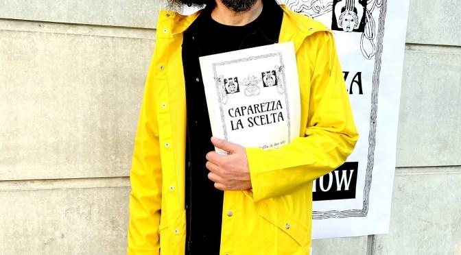 """Caparezza racconta il suo nuovo album """"Exuvia""""!"""