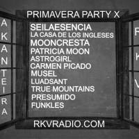 A Kanteira 'Primavera Party X'