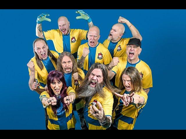 Rock KV – Heavy Metal Football