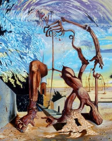 The Disintegration of Adam (Matthew Gasda)