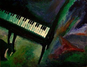 piano-Moonlight Sonata