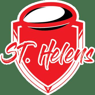 St Helens crest