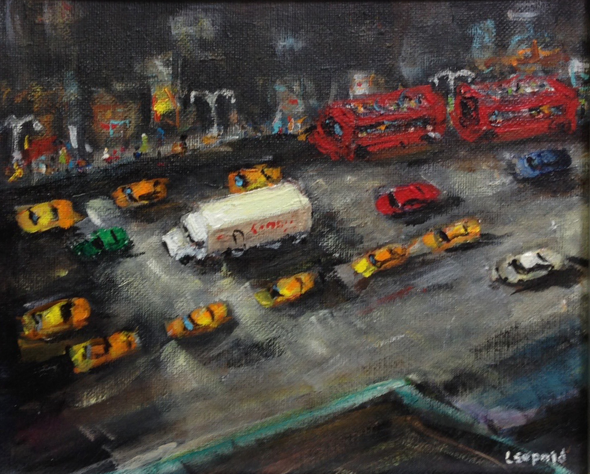 Taxis and Buses