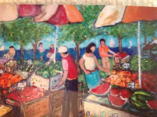 Market By The Lake