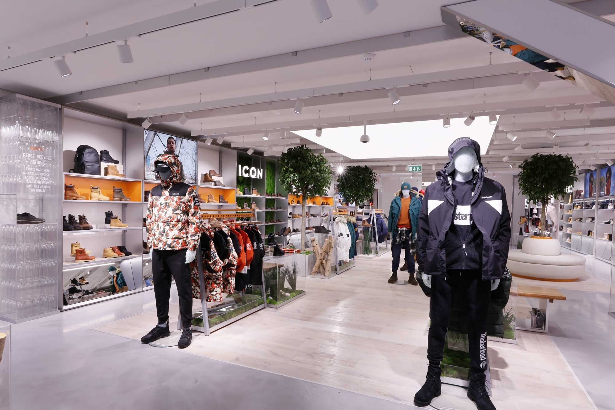 Timberland opens new concept space on Carnaby Street, London