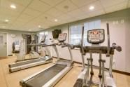 Spokane Hotel Photography - Fitness Room