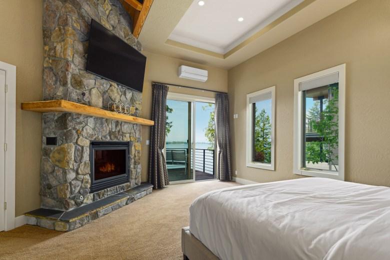 Lake Pend Oreille, Ponderay River, Sagle Idaho Real Estate Photography