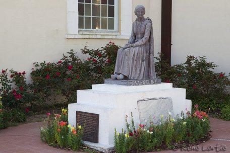 St-Martinville, L'histoire d'Évangéline est présente ici aussi...
